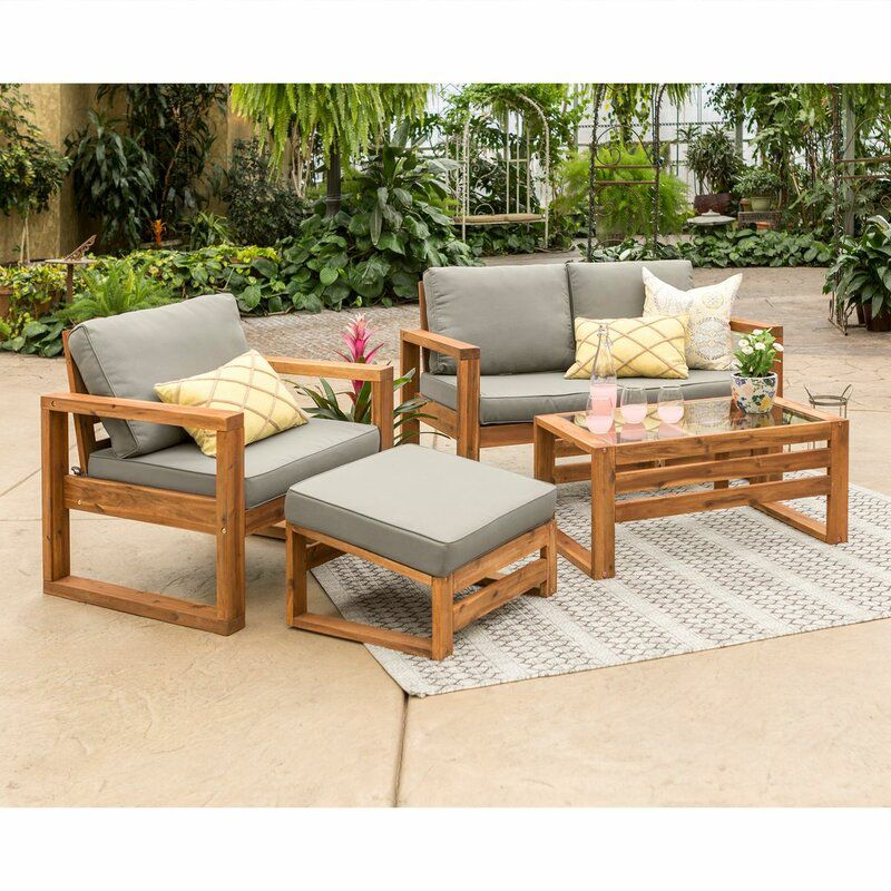 The 14 Best Patio Furniture Sets Of 2021, Outdoor Patio Furniture Set