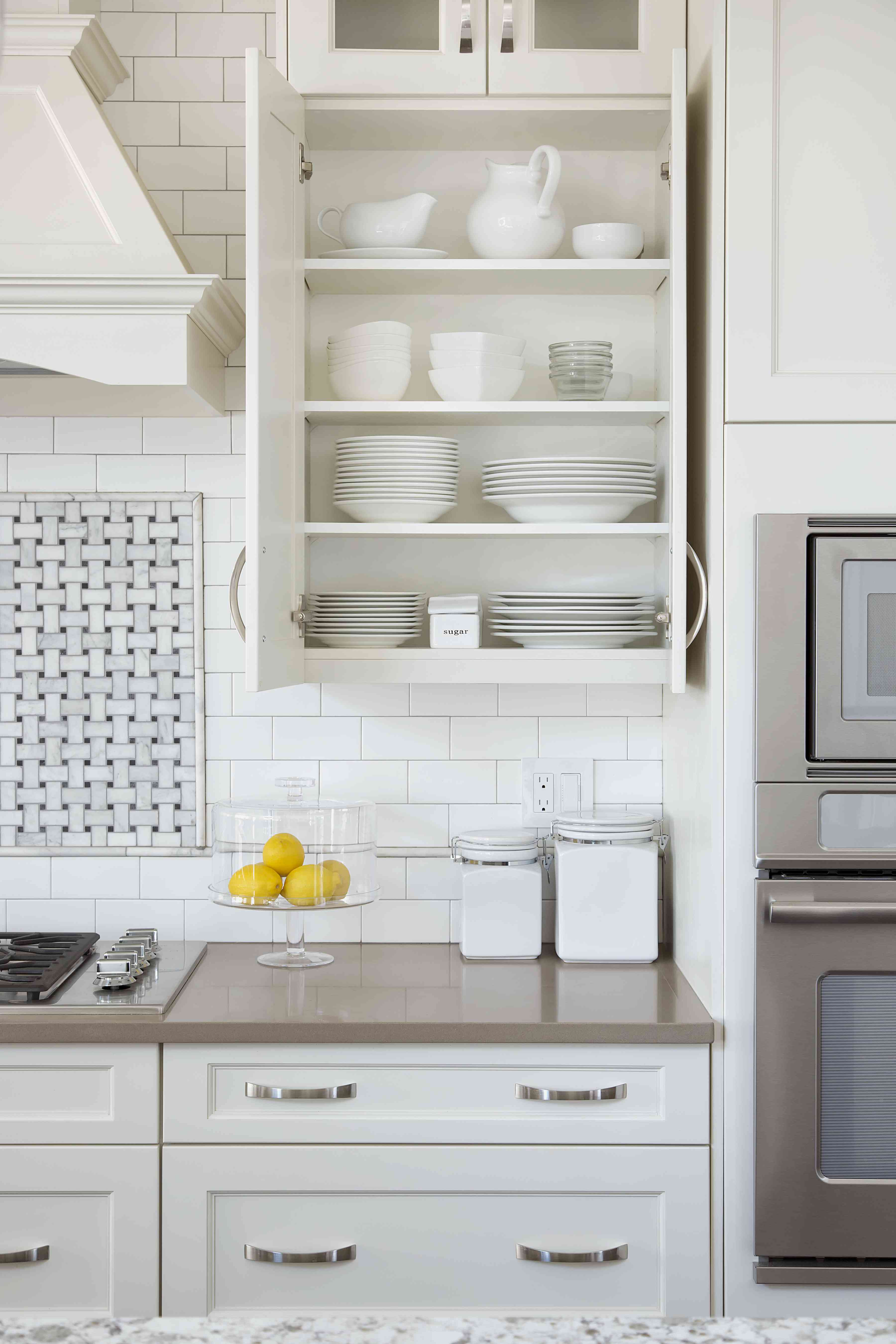 These Kitchen Counter Organization Ideas Will Give You the Storage Solutions You Need