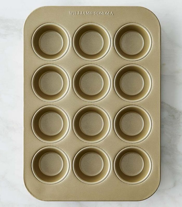 Williams-Sonoma Copper Goldtouch(R) Nonstick Muffin Pan