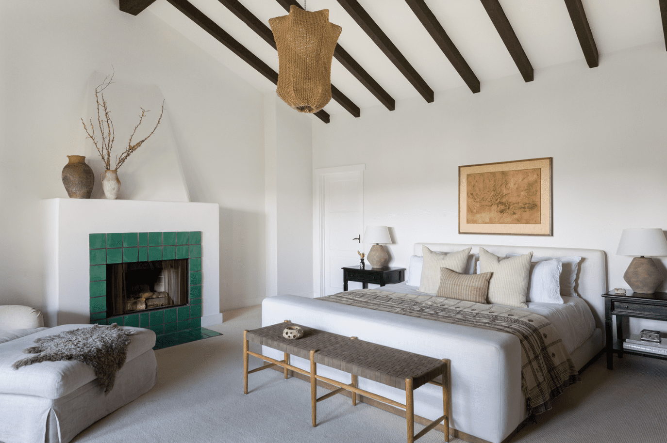 how to clean your fireplace bedroom