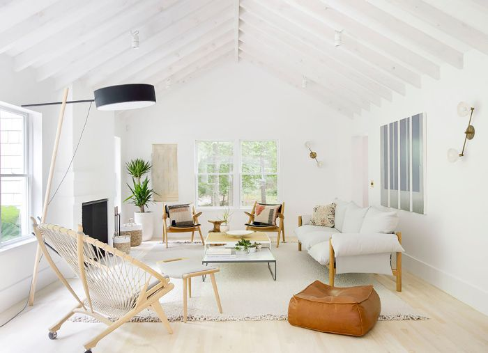 16 Midcentury Modern Living Room Ideas to Try at Home