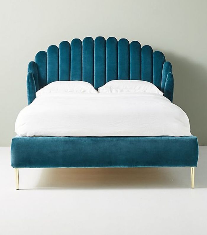 Feather Collection Bed