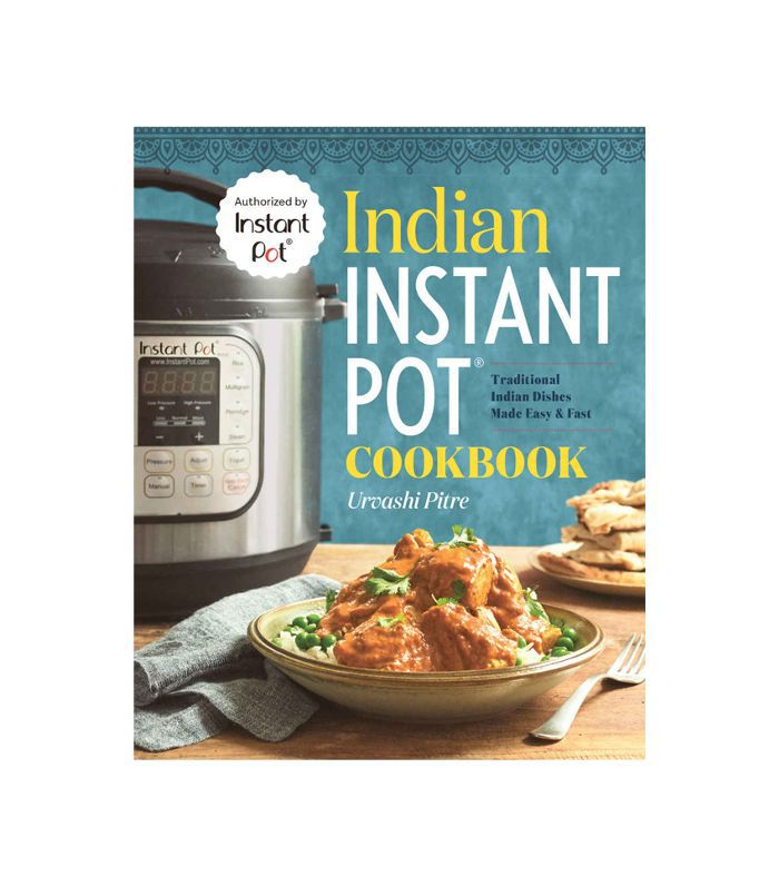 Urvashi Pitre Indian Instant Pot Cookbook