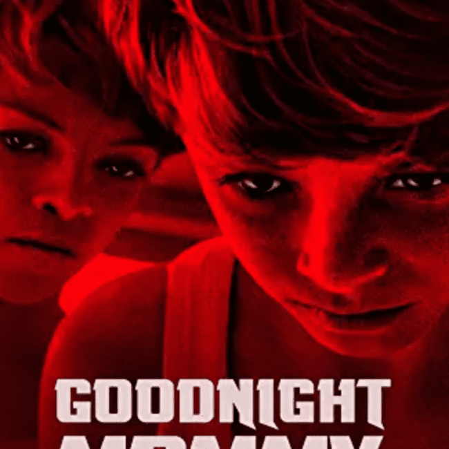 The foreign horror film, Goodnight Mommy.