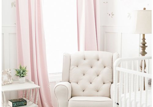 Sophisticated modern nursery design ideas