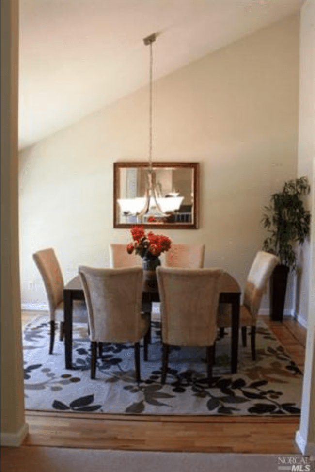 Makeover of the Week - Orlando Soria Dining Room Before Photo