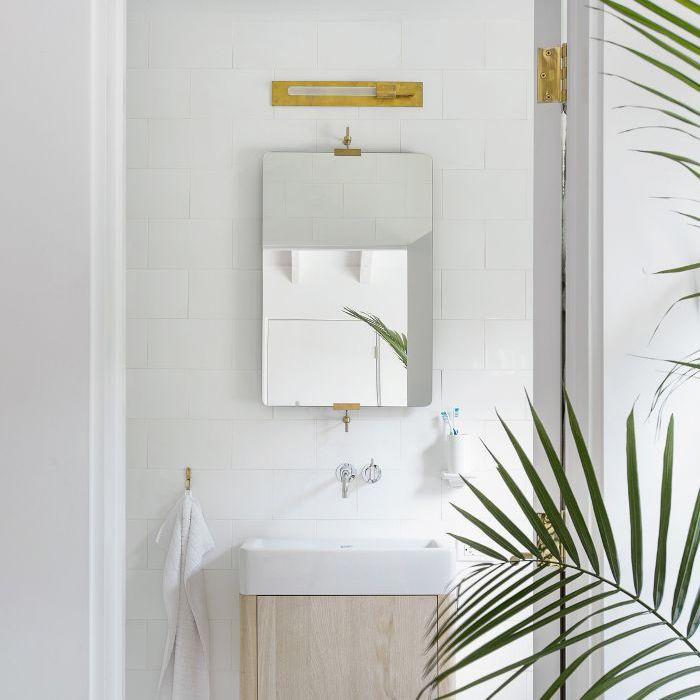 Hamptons Home Bathroom
