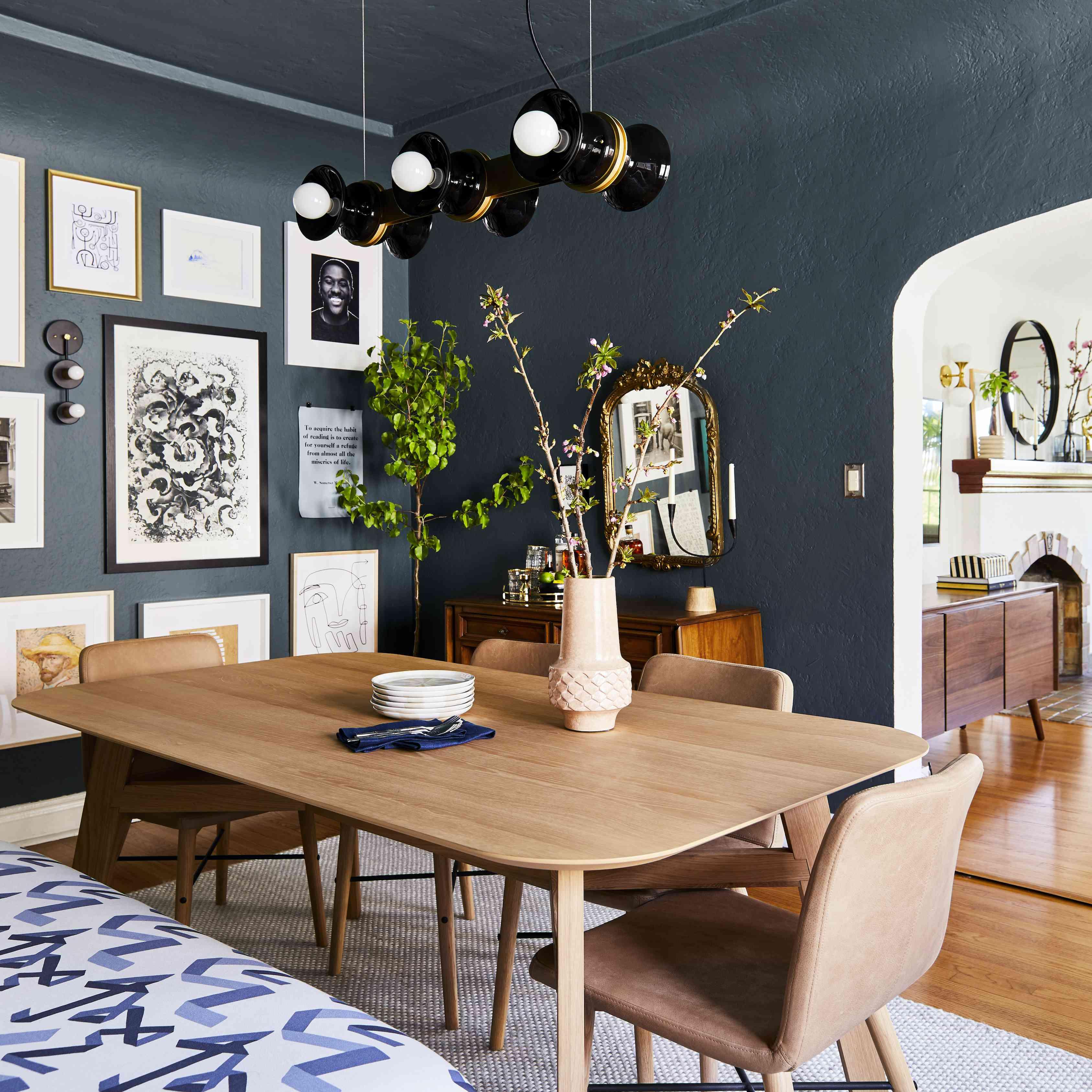 painted ceilings-emily henderson