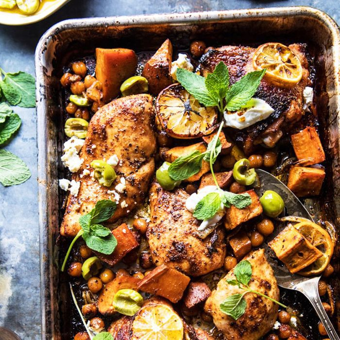 Fall sheet pan recipes
