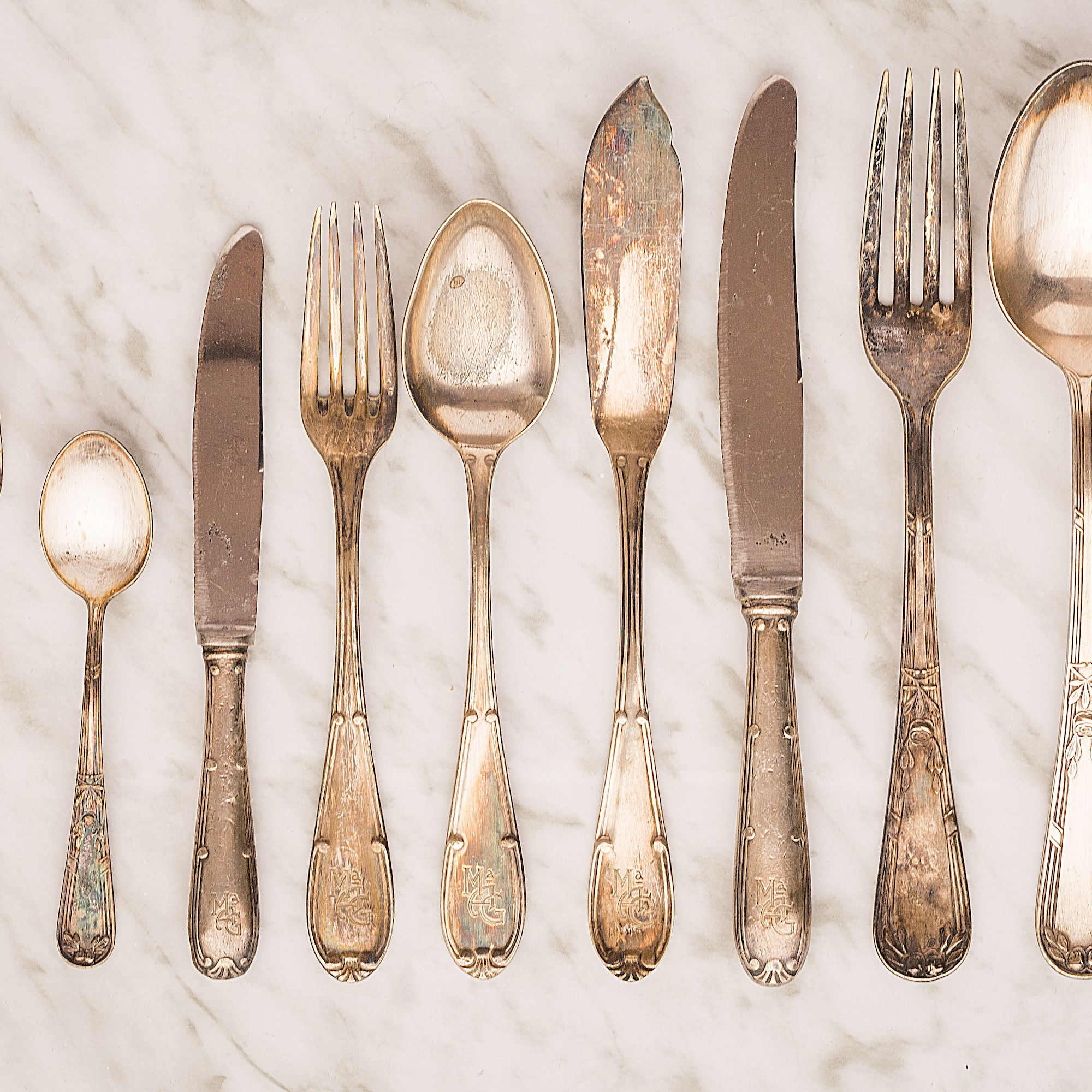 How to Tell If Silverware Is Real Sterling-Silver—Not Silver-Plated