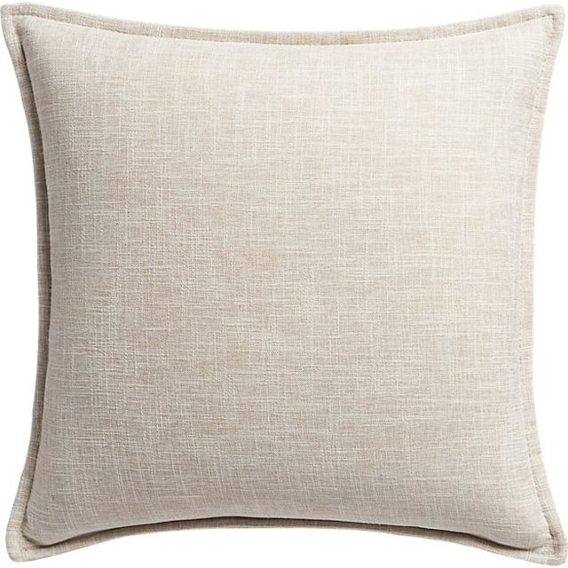 CB2 pillow
