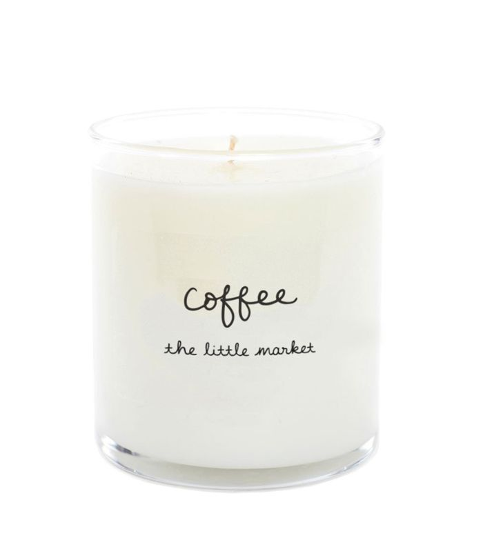 The Little Market Coffee Candle
