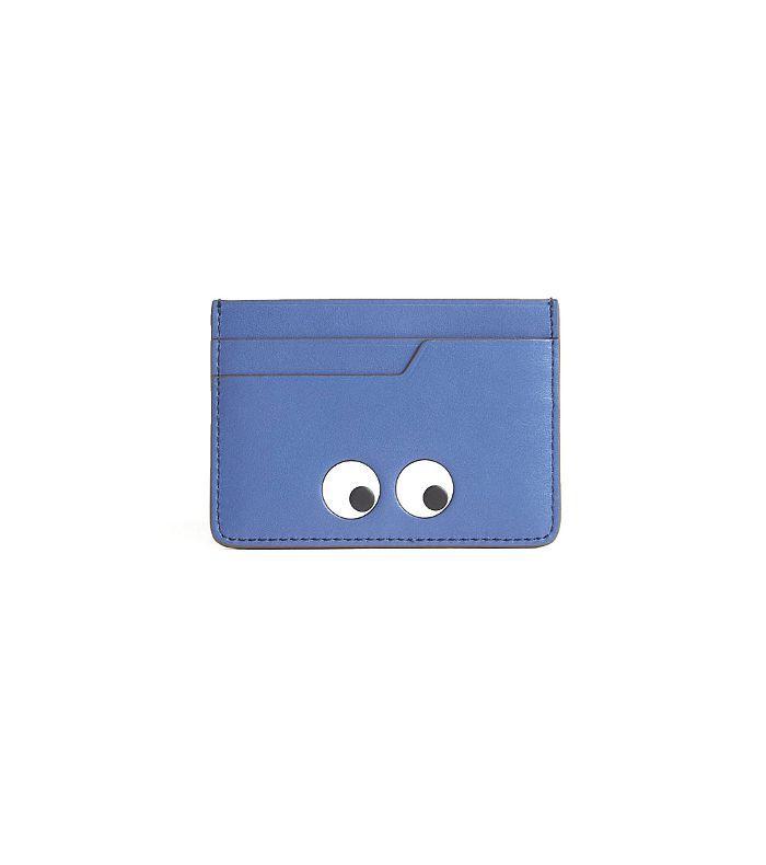Anya Hindmarch Eyes Leather Card Holder