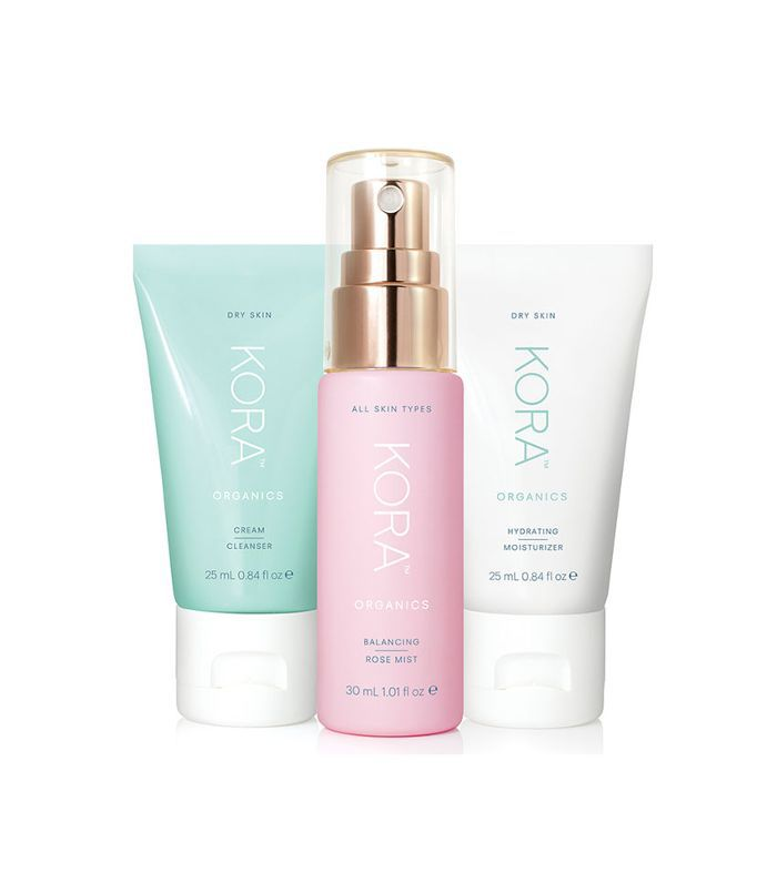 Kora Organics Daily Ritual Kit for Dry Skin