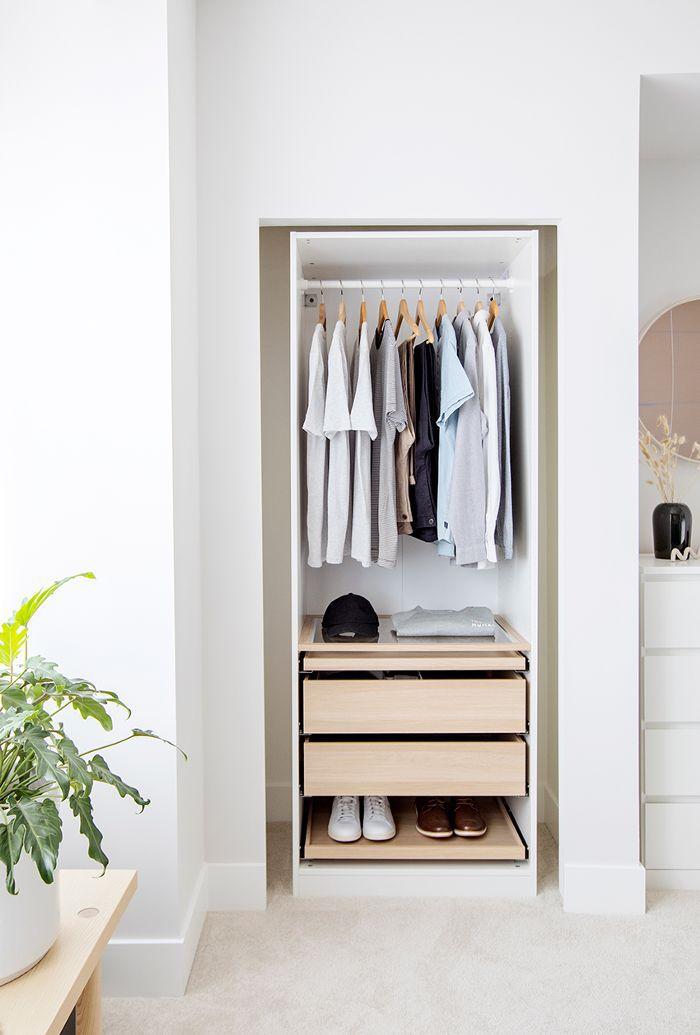 IKEA Hack Ideas—Closet