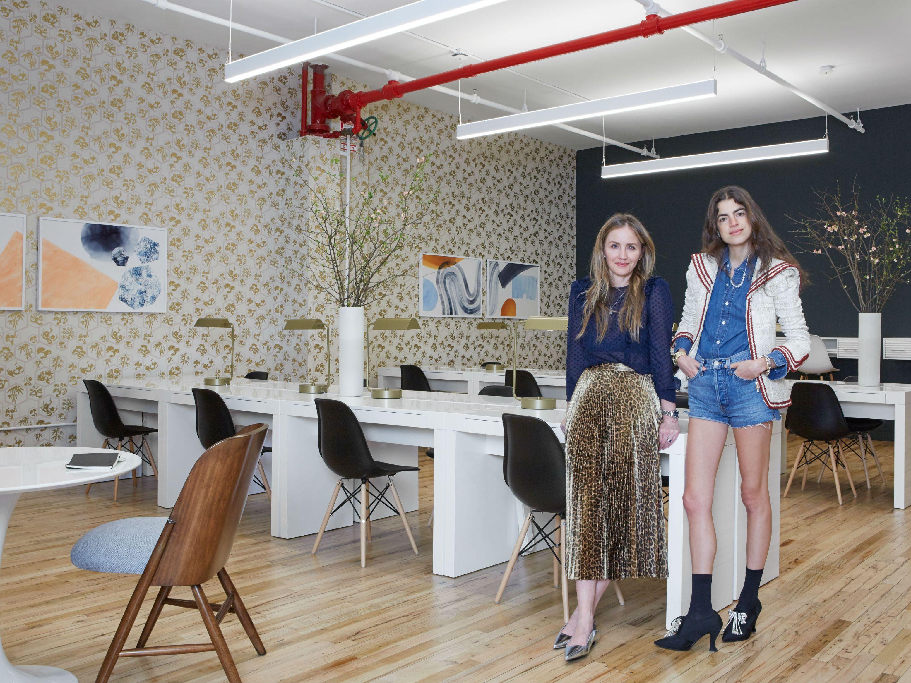 See Inside The Brand New Man Repeller Office