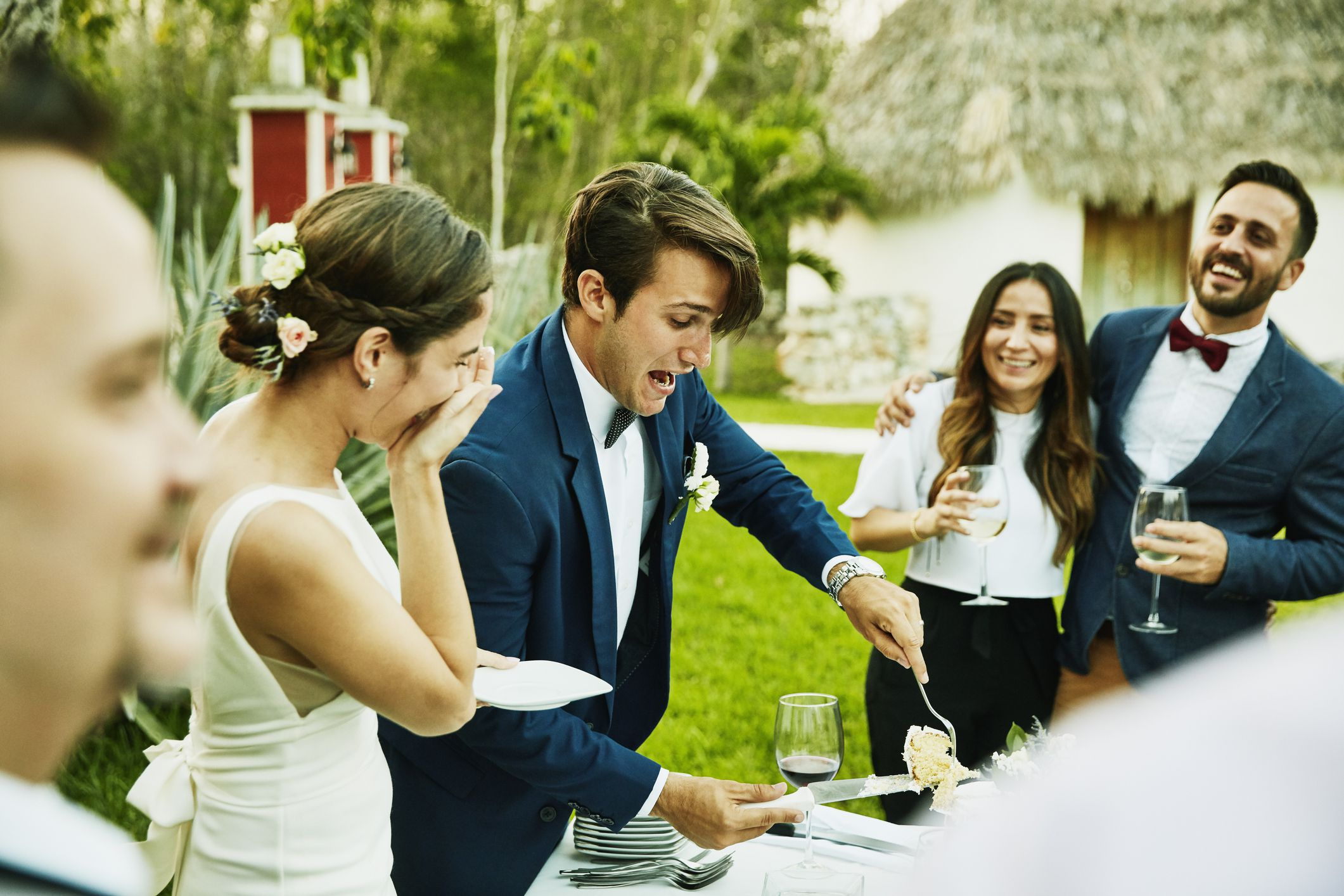 Traditional Elements Of The Wedding Reception