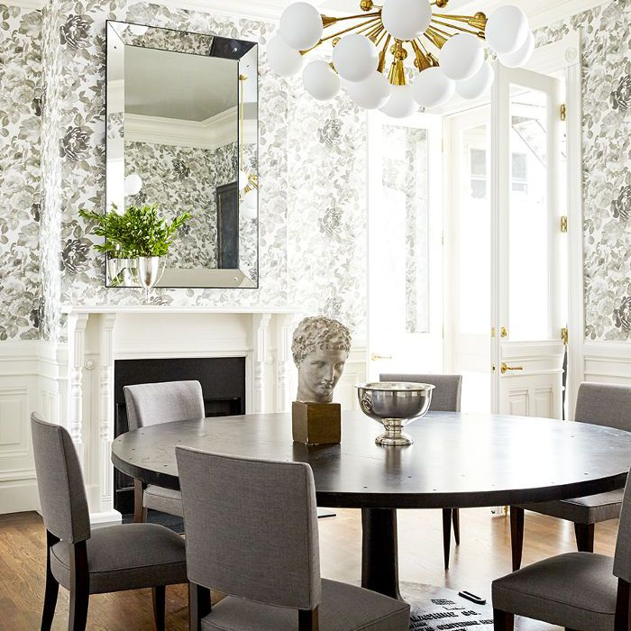 San Francisco Townhouse — Dining Room
