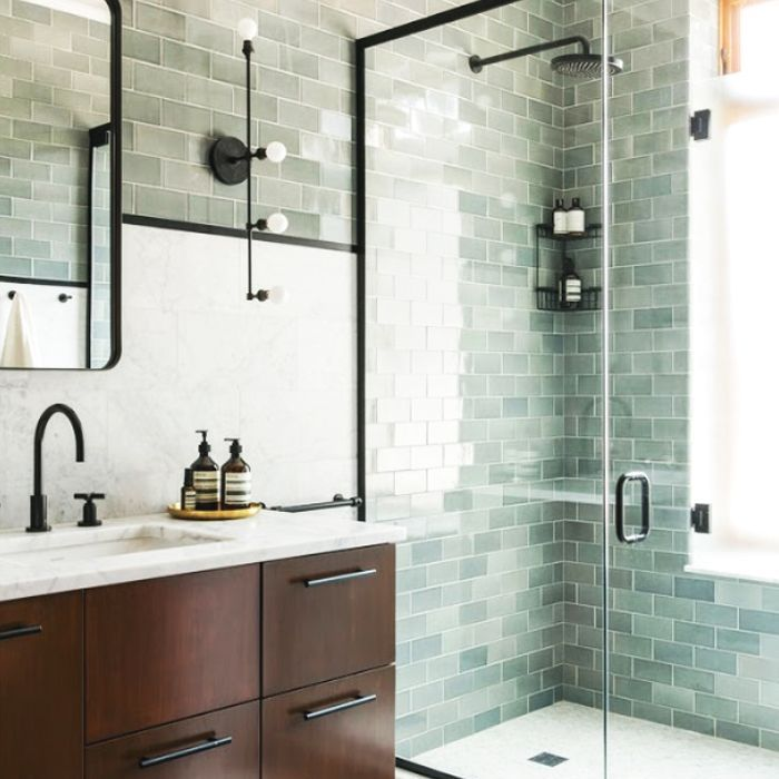 Buh-Bye, Boring: These Bathroom Color Ideas Pack a Punch