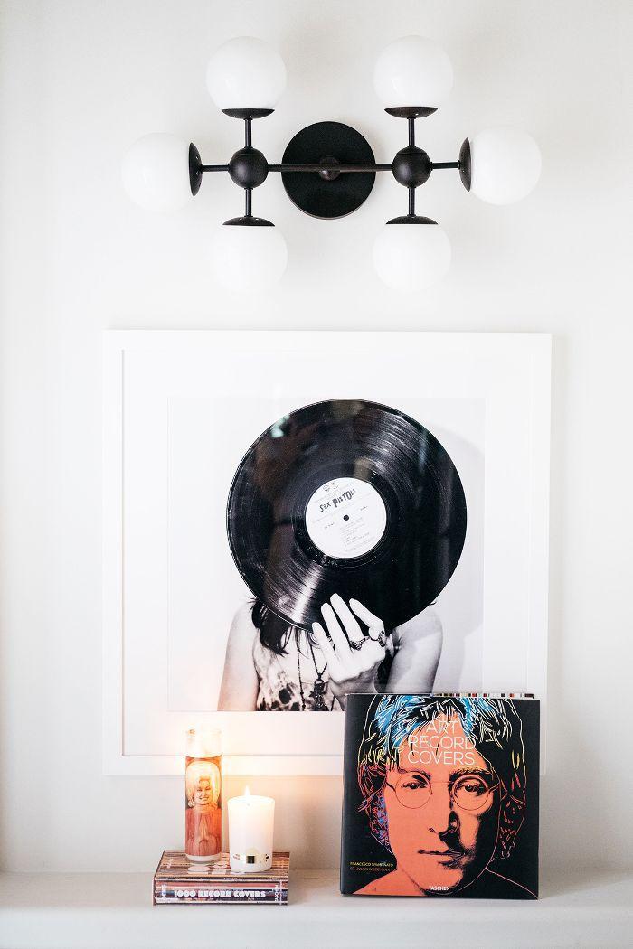 Trish and Billy Ray Cyrus—decorative art