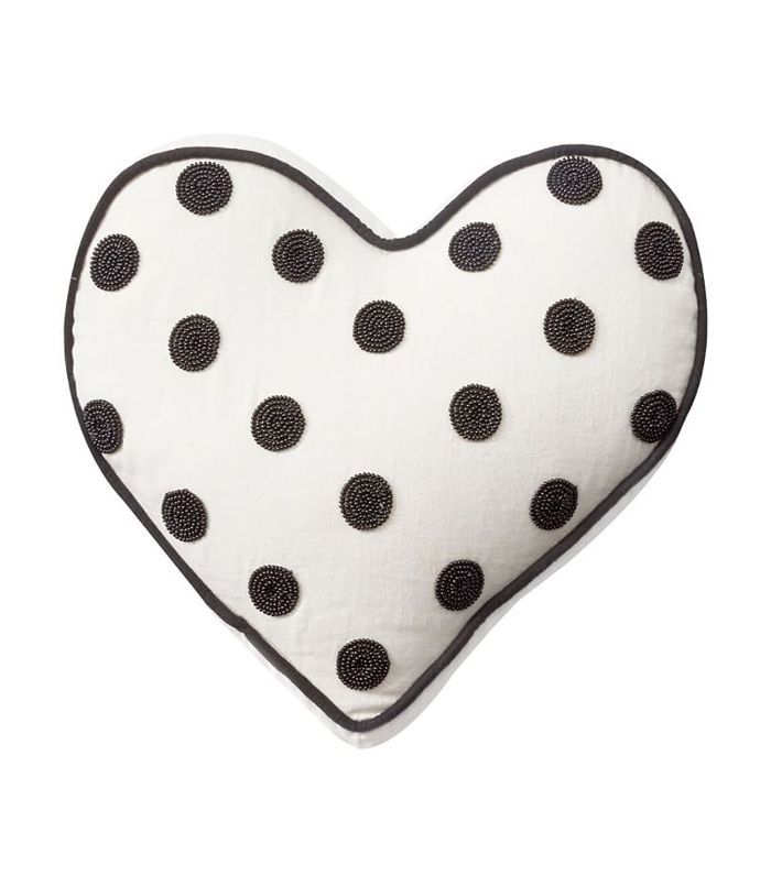 Emily & Meritt for PB Teen Heart Sequin Pillow