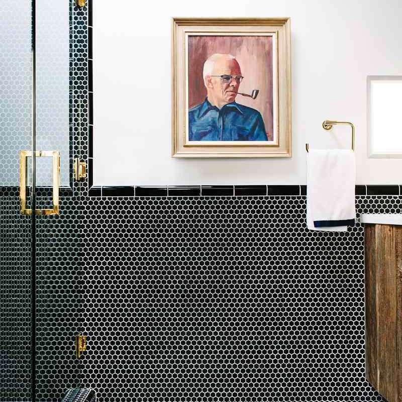 bathroom tile design