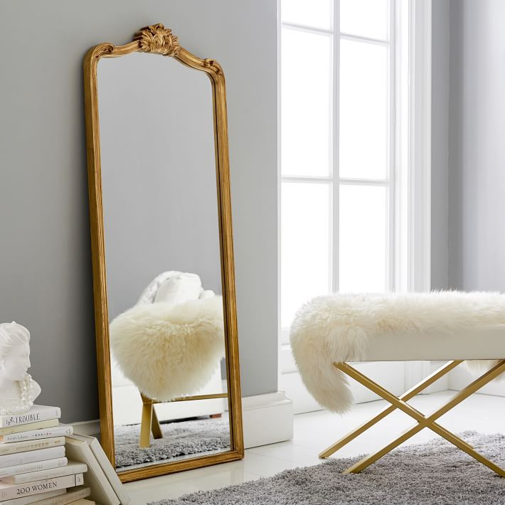 Ornate Filigree Mirrors
