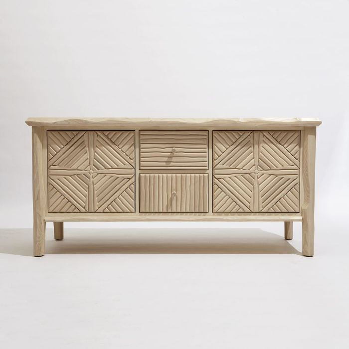 Paul Loebach Great Camp Credenza