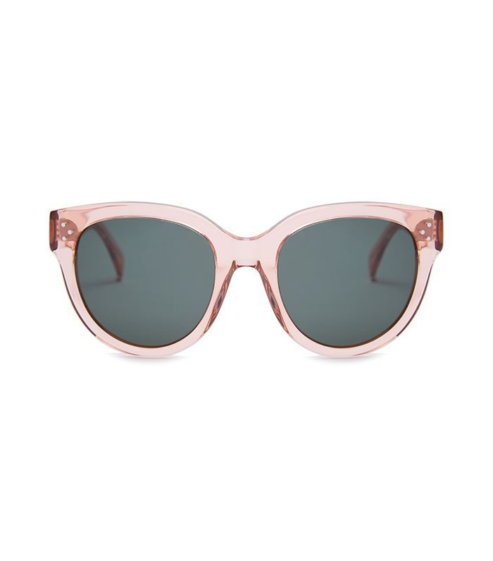 Audrey cat-eye acetate sunglasses
