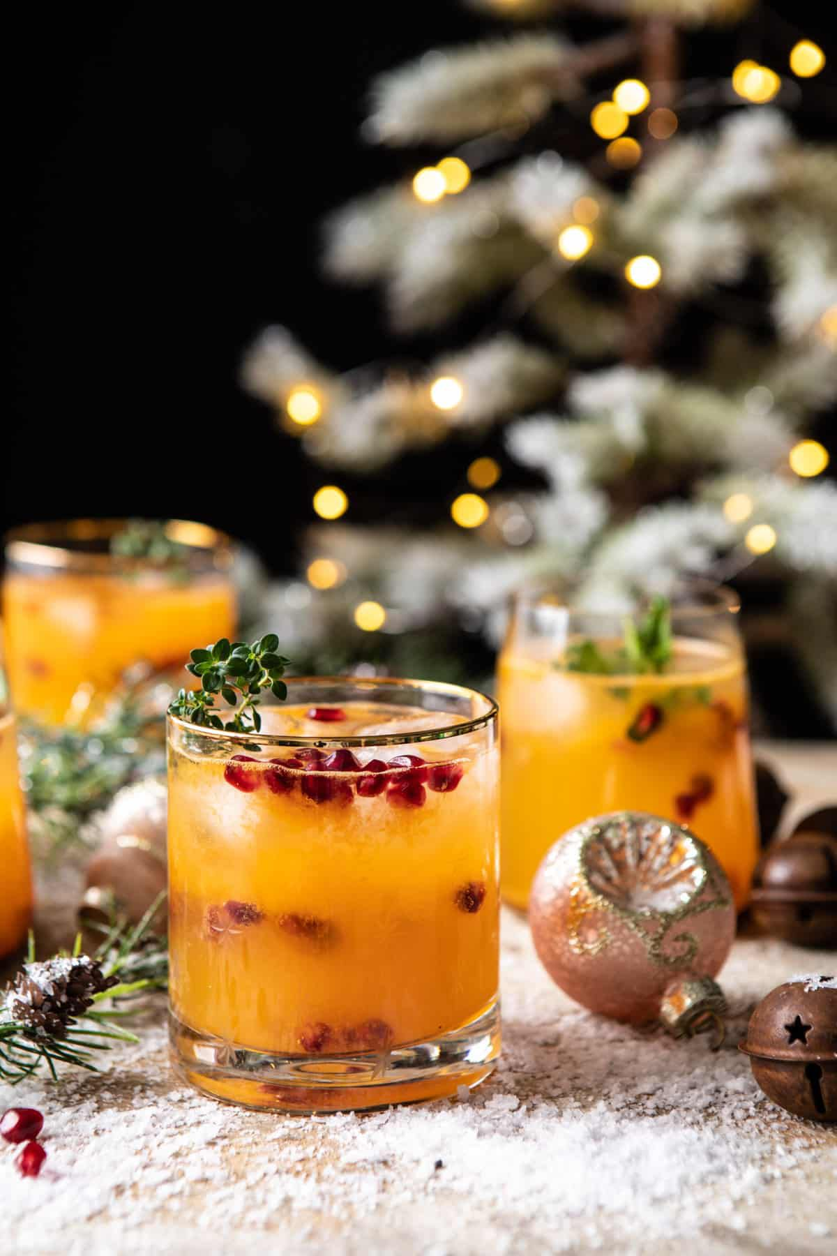 These Christmas Cocktail Recipes Are Guaranteed to Get You in the Holiday Spirit