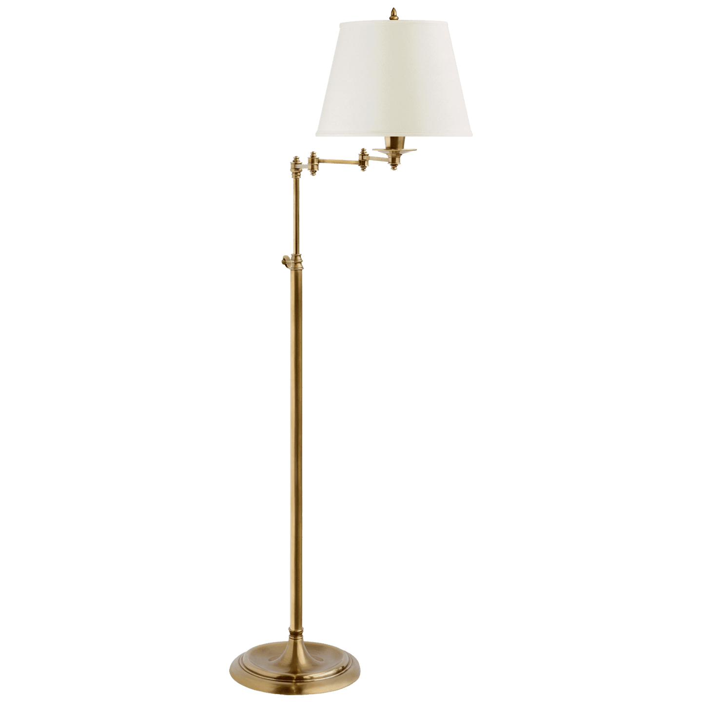 Circa Lighting Triple Swing Arm Floor Lamp