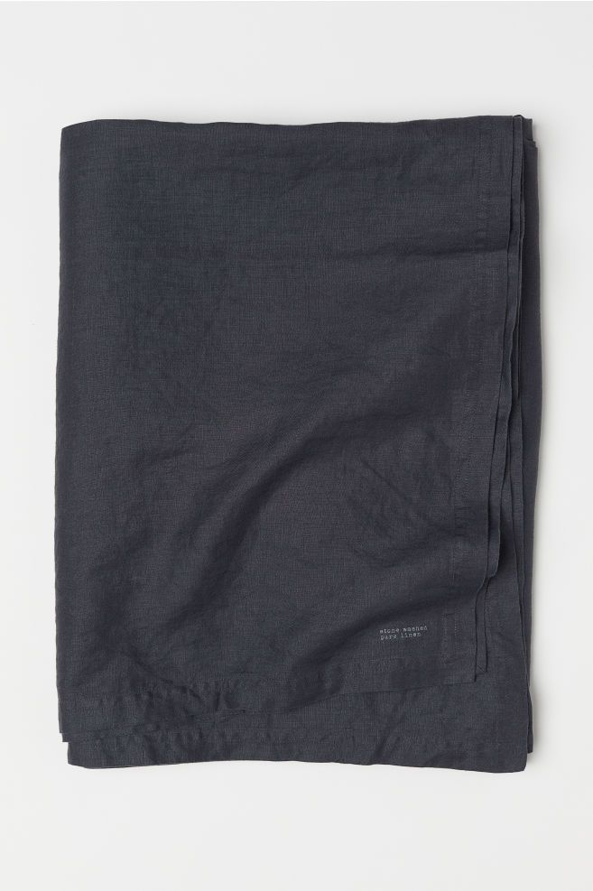 H&M Home Linen Tablecloth