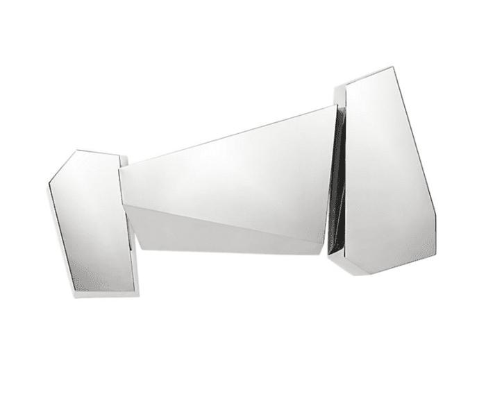 CB2 x Goop 3-Piece Negazione Mirror