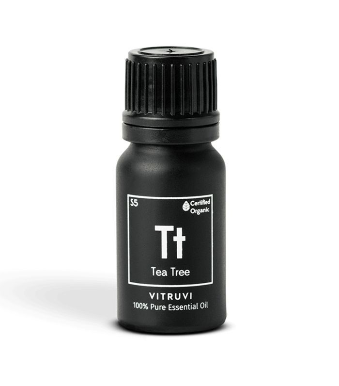 Tea Tree Essential Oil for hangover