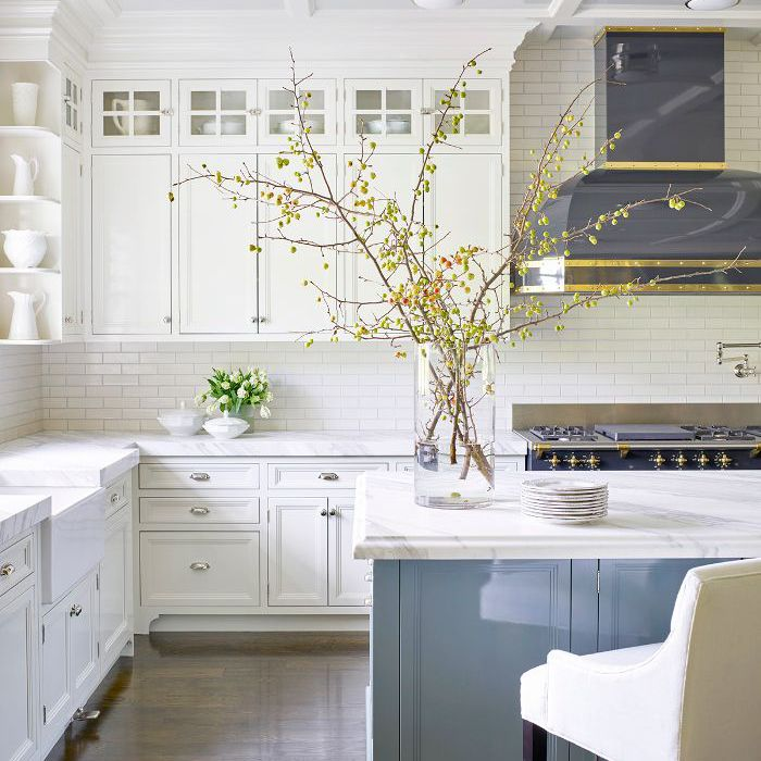 Modern Traditional Kitchens: This Home Proves Updated Traditional Is Here To Stay