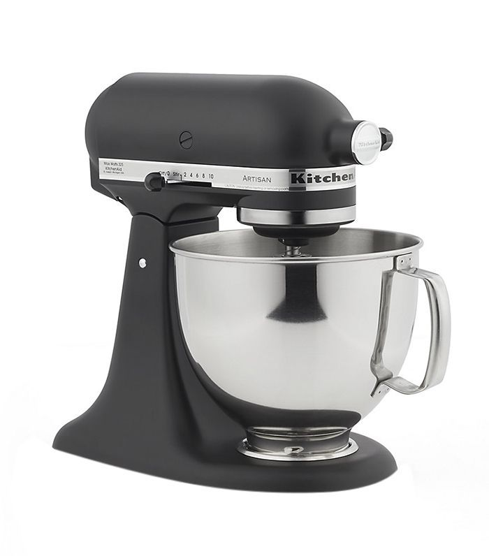 KitchenAid Artisan Matte Black Stand Mixer