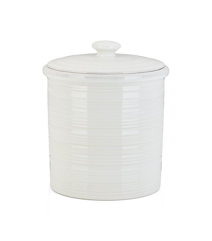 Crate & Barrel Farmhouse Large Canister