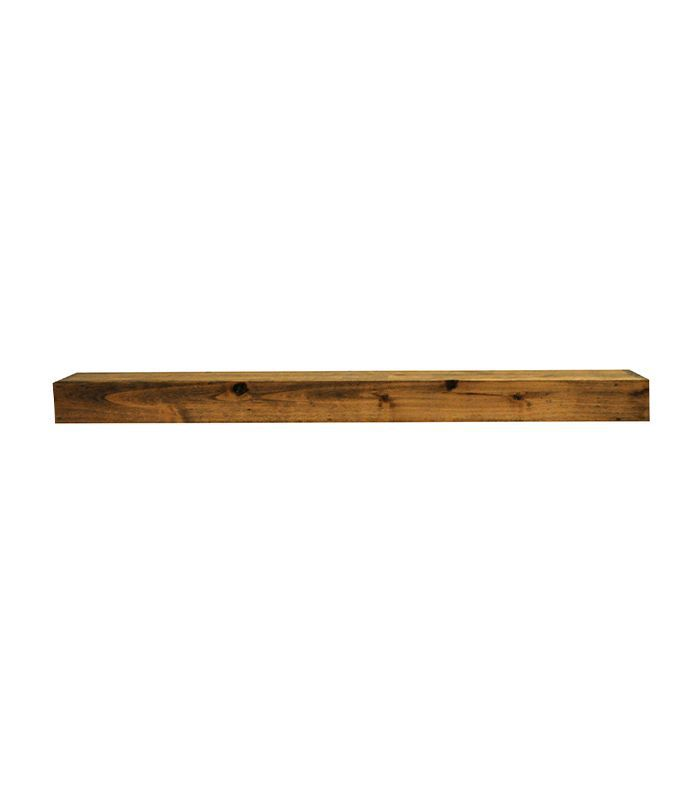 Dogberry Collection Mantel Farmhouse Floating Shelf