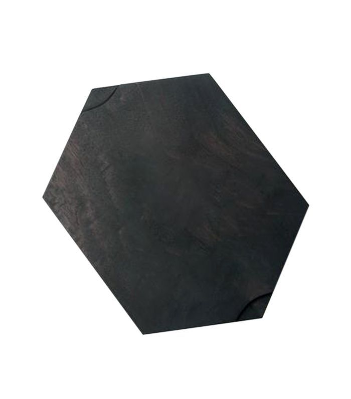 Product shot of geometric shaped cheese board by Stowe