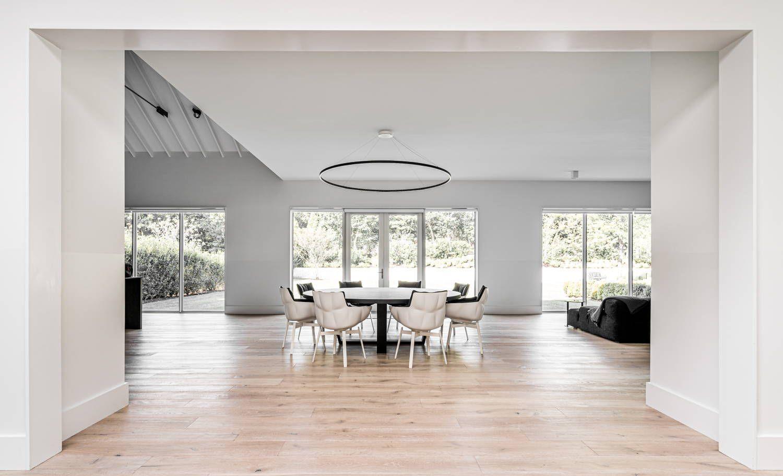 ultra modern room