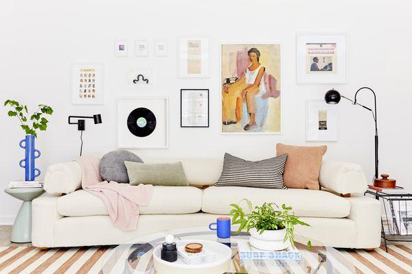 diy wall decor ideas - gallery wall