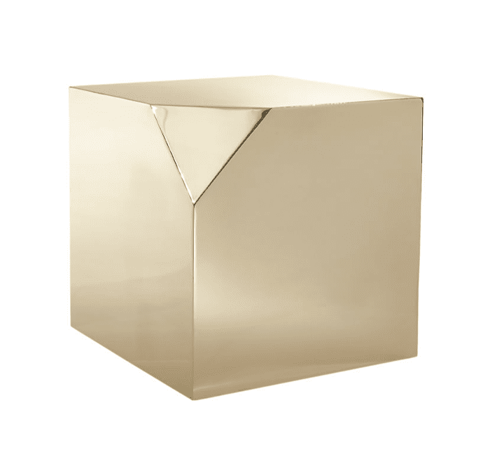 CB2 x Goop Cubo Side Table