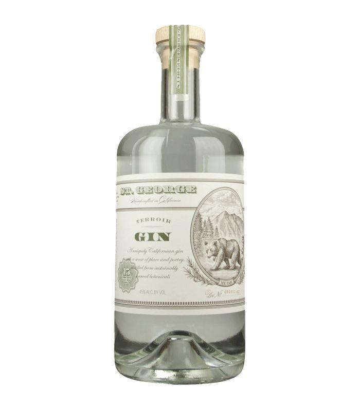 St. George Terroir Gin