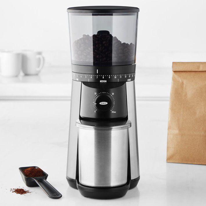 Brew Conical Burr Coffee Grinder