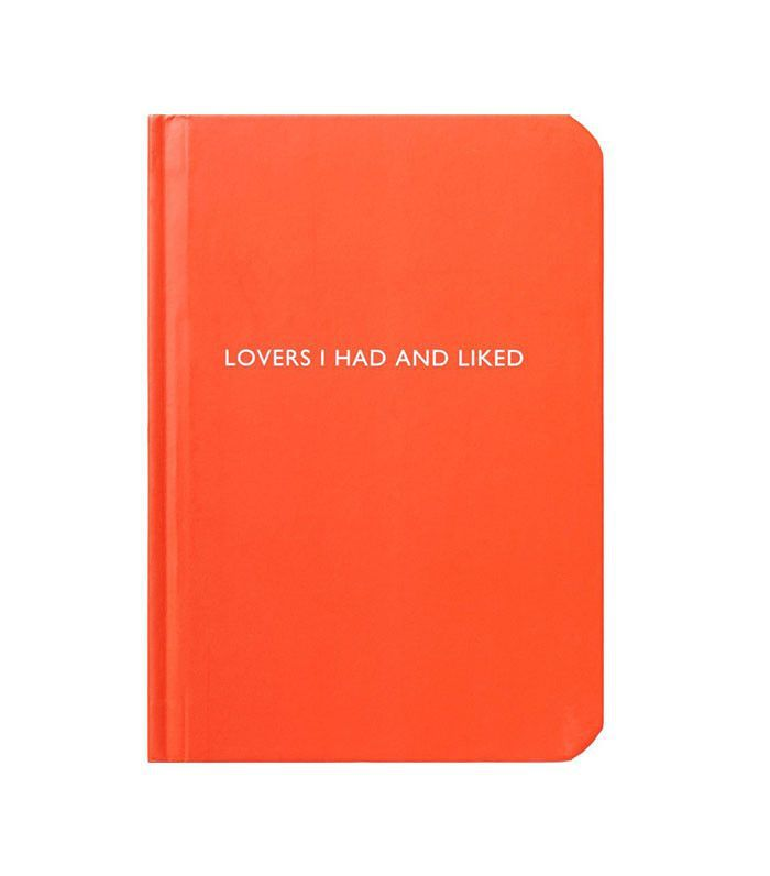 Archie Grand Lovers I Had and Liked Notebook