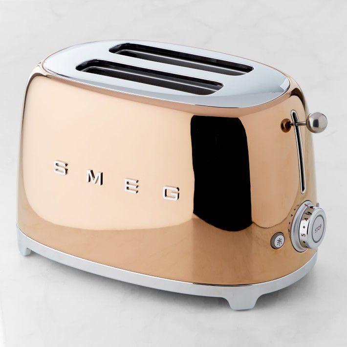 rose gold toaster