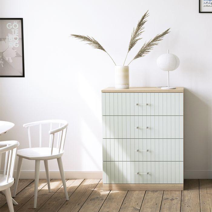 Norse Interiors IKEA Dresser—IKEA hack