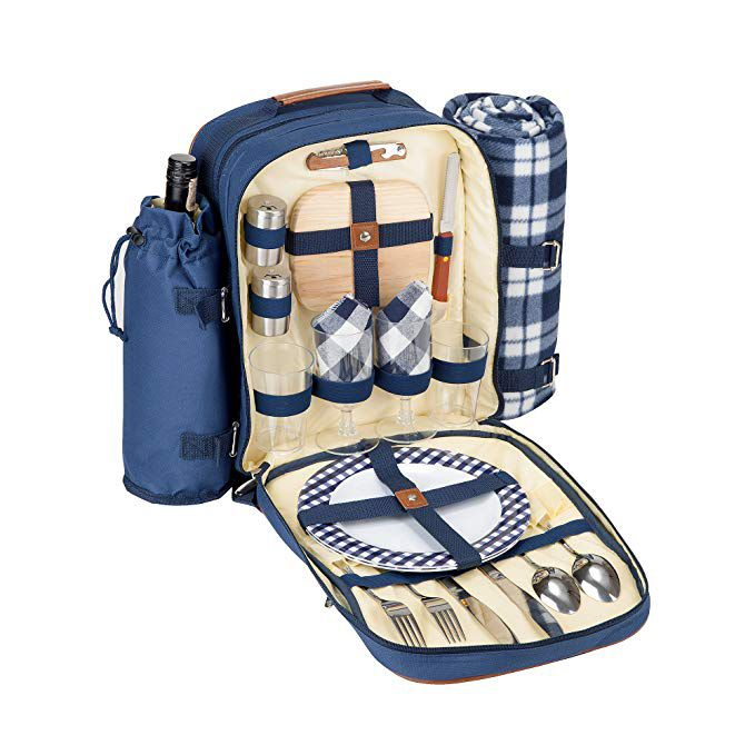 Picnic Backpack—Amazon Mother's Day Gifts