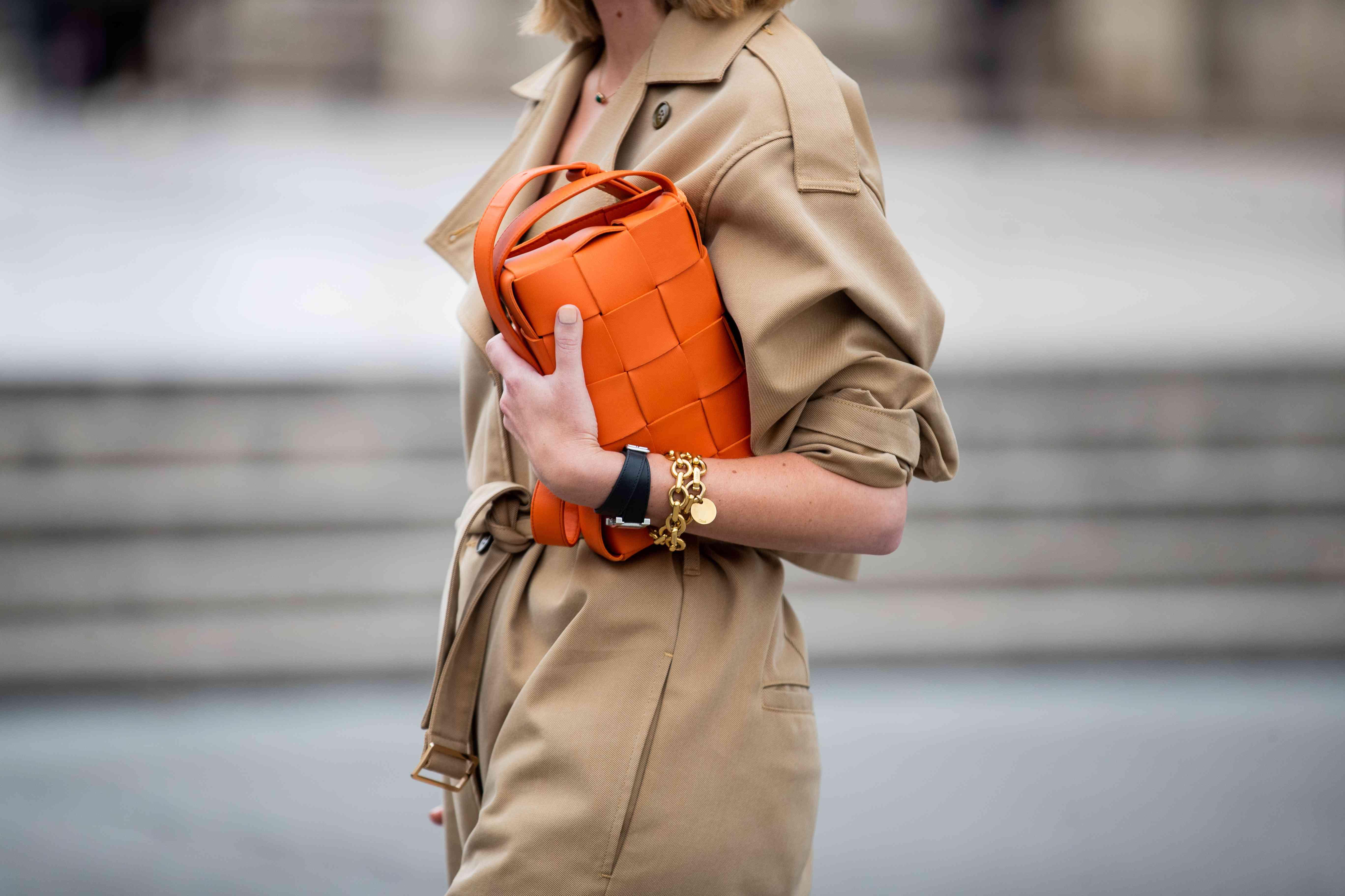 fashion week bracelets street style