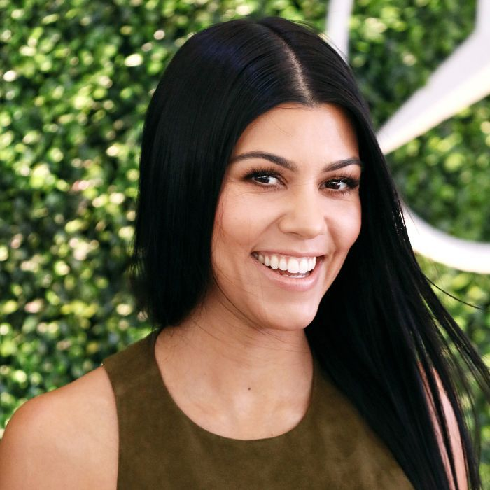 kourtney kardashian healthy smoothie